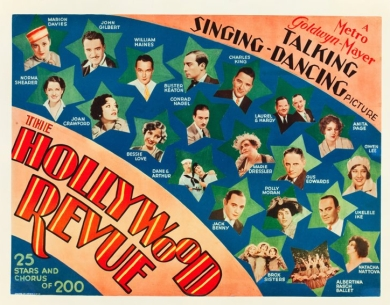 Hollywood-revue-1929